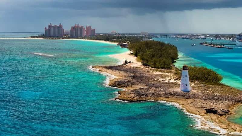 Багамские острова где находятся