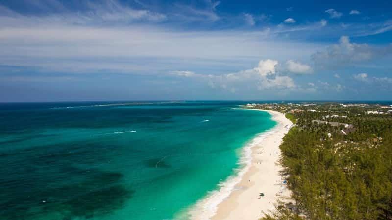 Погода на Багамских островах