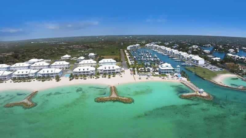 Нассау Нью Провиденс Багамы