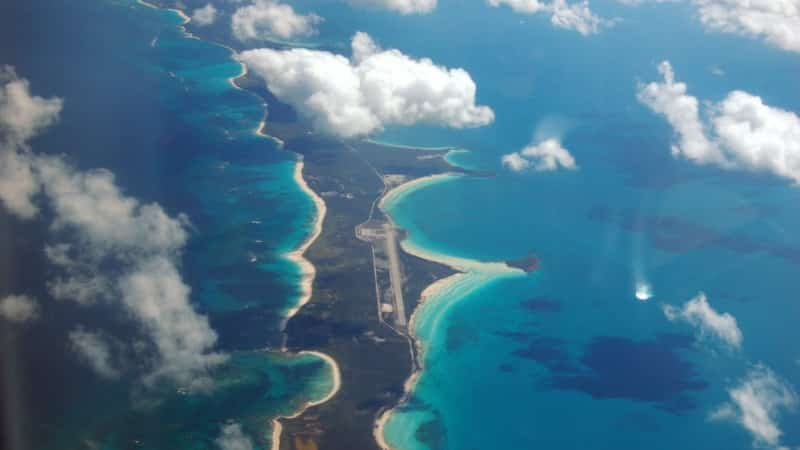 Остров Эльютера Багамские острова
