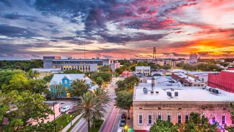Гейнсвилл штат Флорида