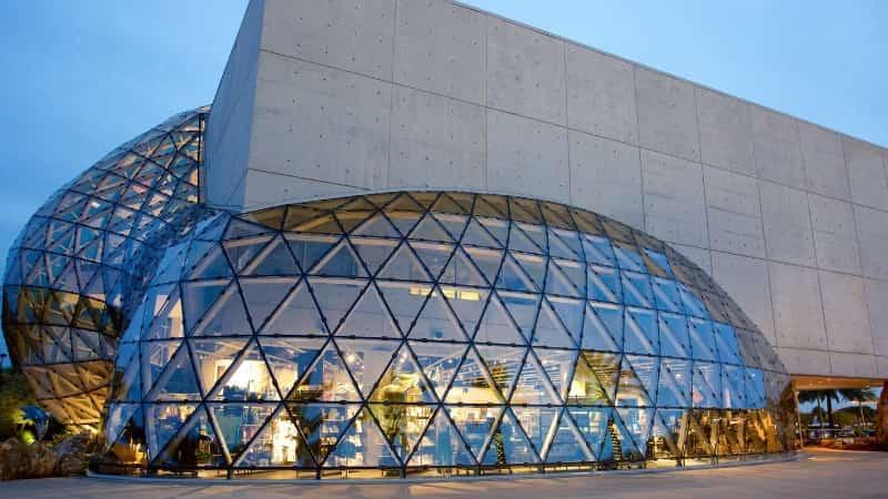 Salvador Dali's Museum во Флориде
