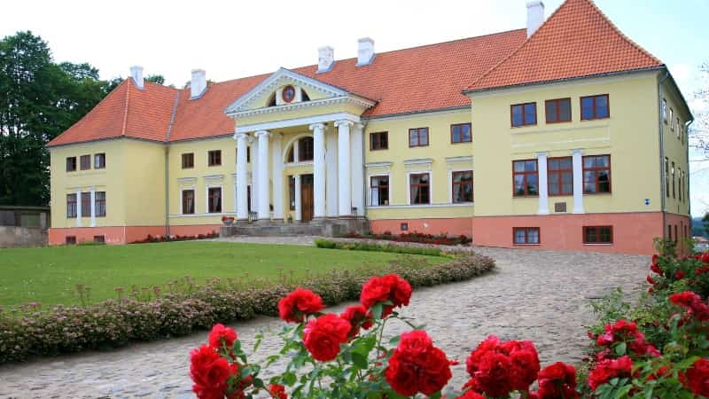 Замок Дурбе Тукумс