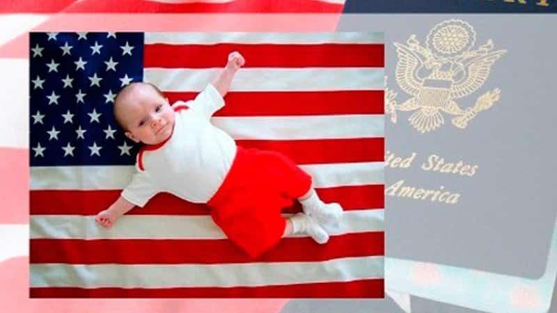 Дети, рождённые в США