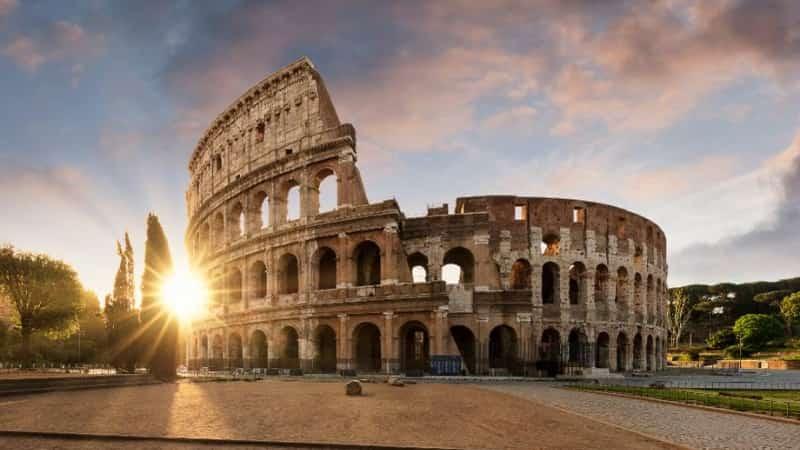 Римский Колизей фото