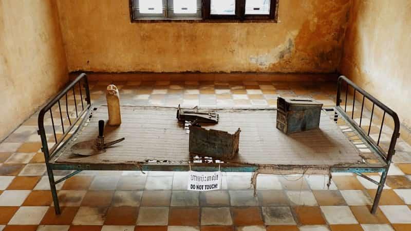Музей геноцида Tuol Sleng