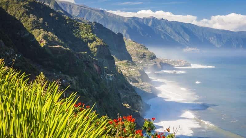 Остров Мадейра Португалия