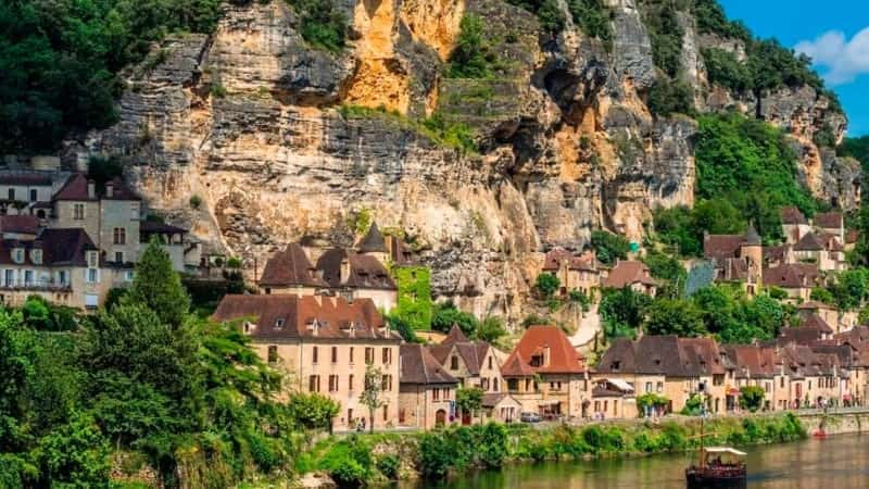 Аквитания регион Франции