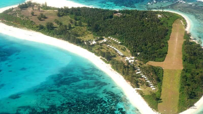 Птичий остров Сейшелы