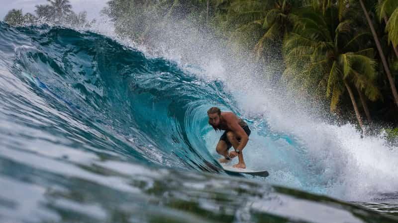 Серфинг на Сейшельских островах
