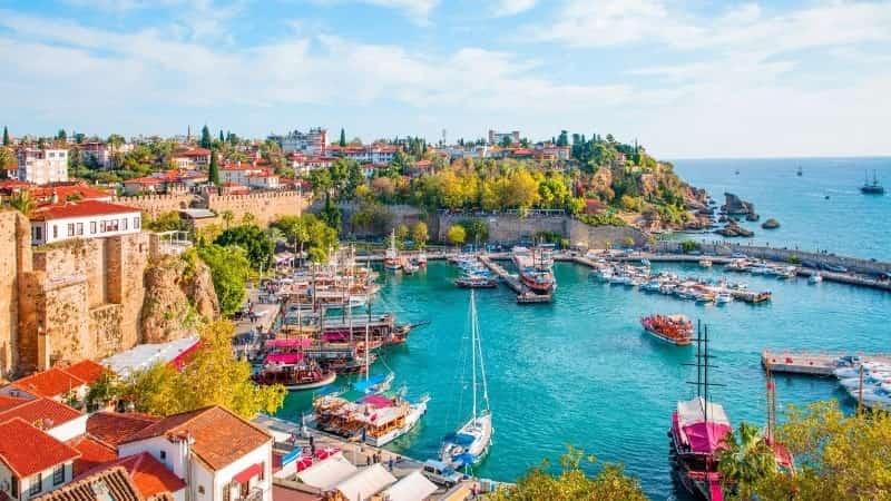 Турция город Анталия
