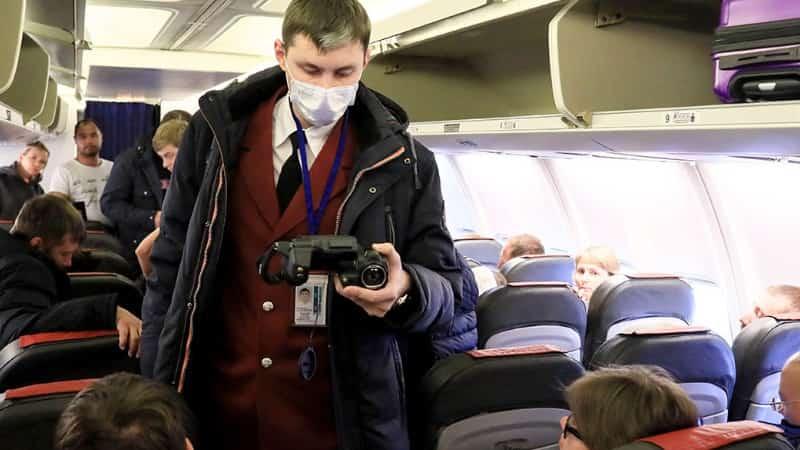 Эвакуация российских туристов