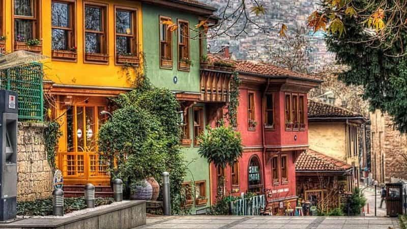 Бурса в Турции фото