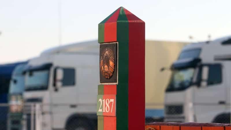 Когда откроют границы с Белоруссией 2020