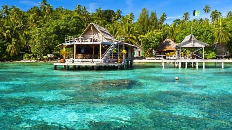 Соломоновы острова фото