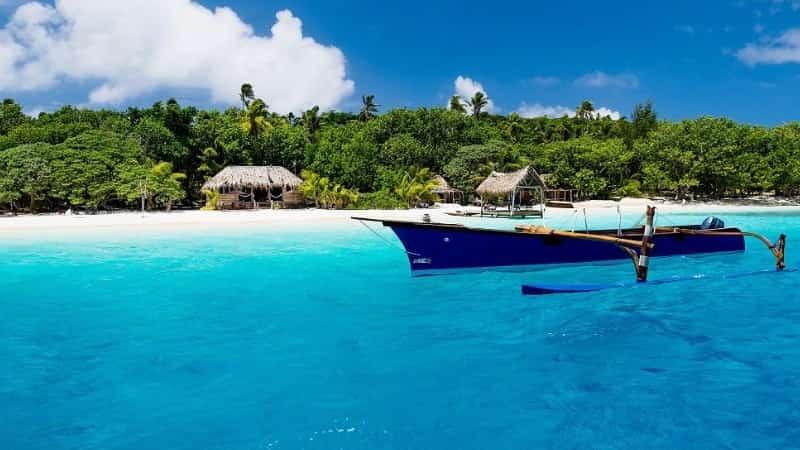 Острова Тонга фото