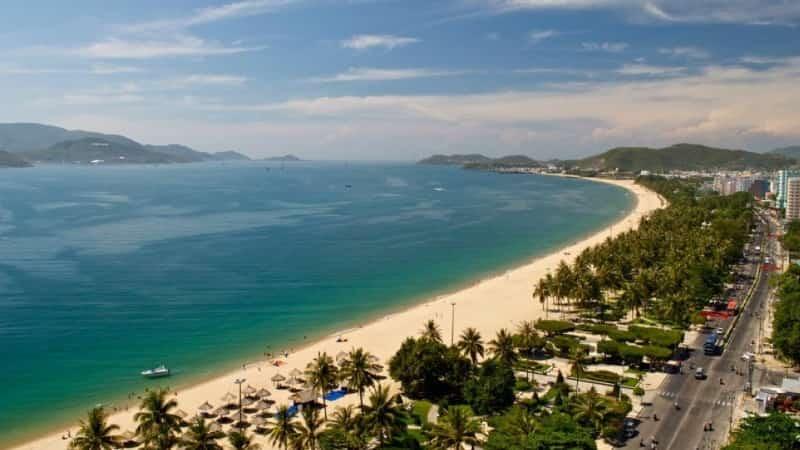 Пляжи Нячанга фото