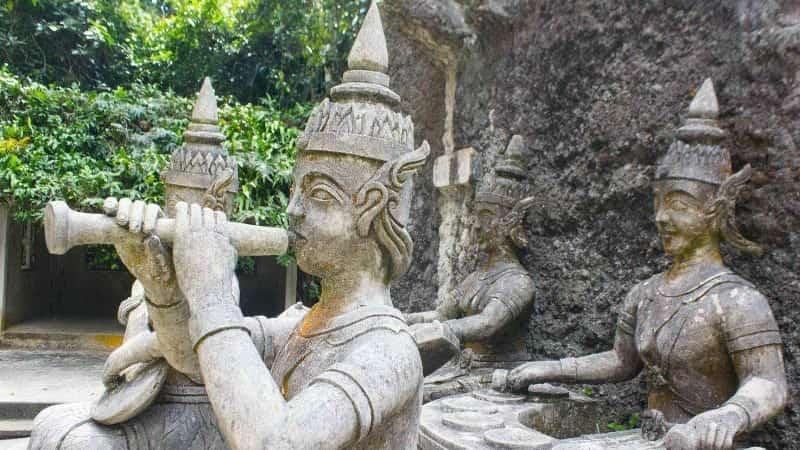 Магический сад Будды (Magic Garden)