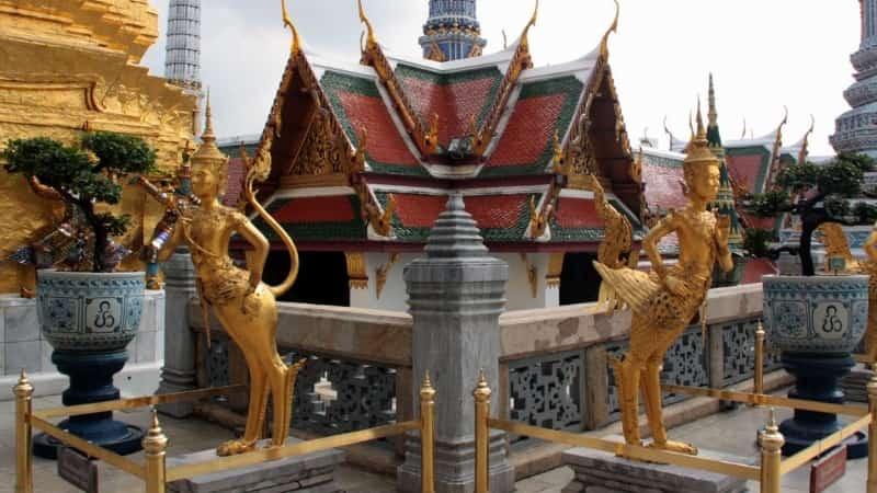 Ват Пхра Кео изумрудный Будда