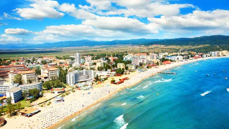 Самые популярные курорты Болгарии