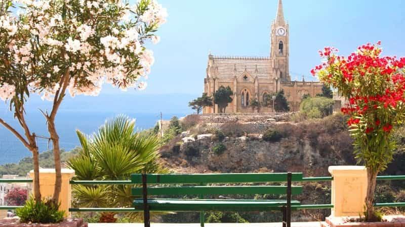 Остров Гозо Мальта