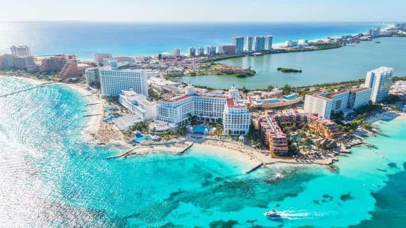 Пляжи Канкуна фото