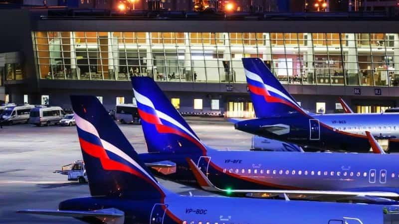 Самолёты Аэрофлота фото