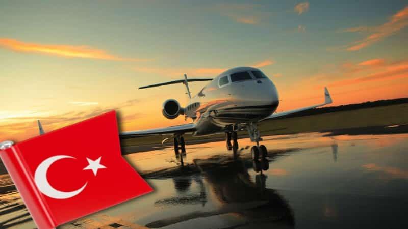 Авиаперелёты в Турцию в 2020 году