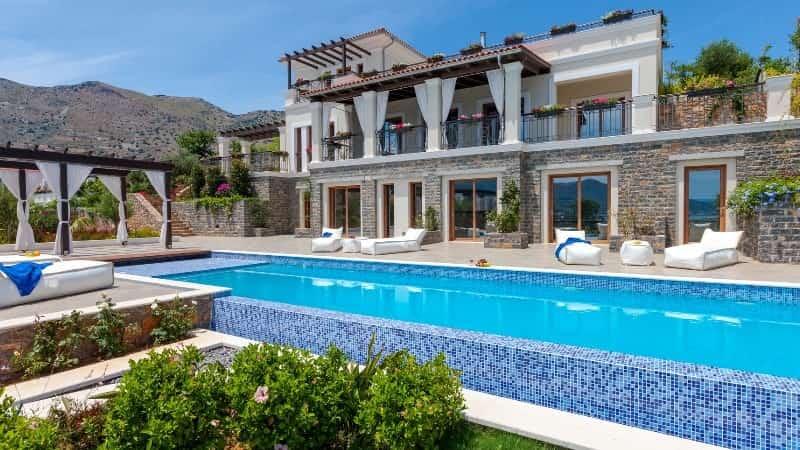 Вилла Греция остров Крит