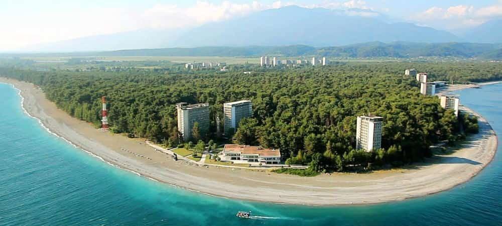 Отдых в Пицунде в Абхазии в 2020 году