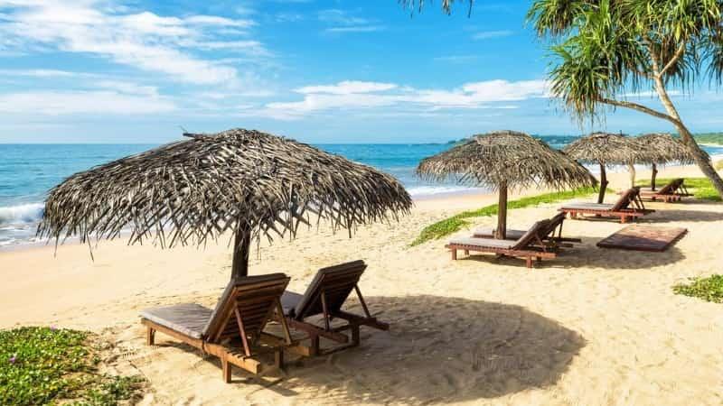 Шри-Ланка фото пляжей