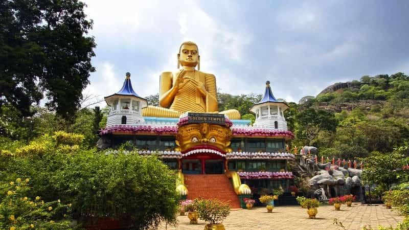 Дамбулла Шри Ланка