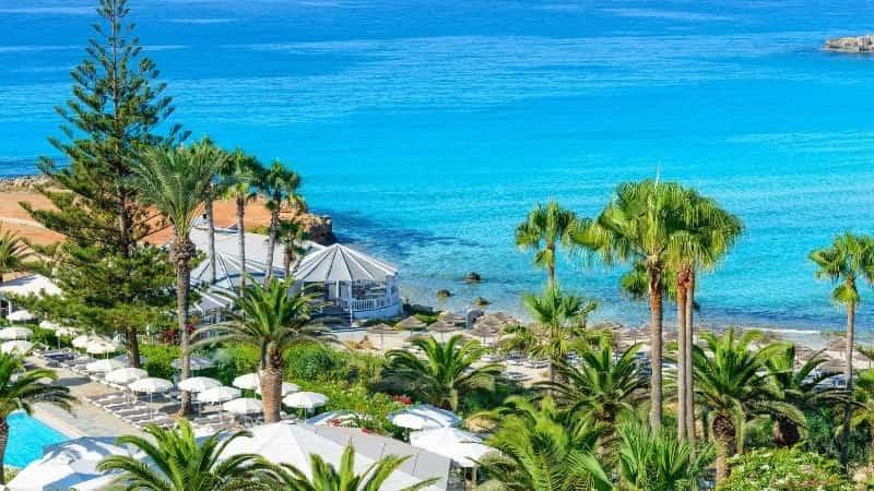 Погода и климат на Кипре
