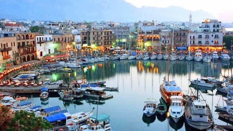 Ларнака Кипр фото города