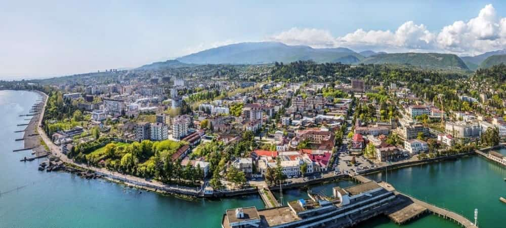 Абхазия город Сухум