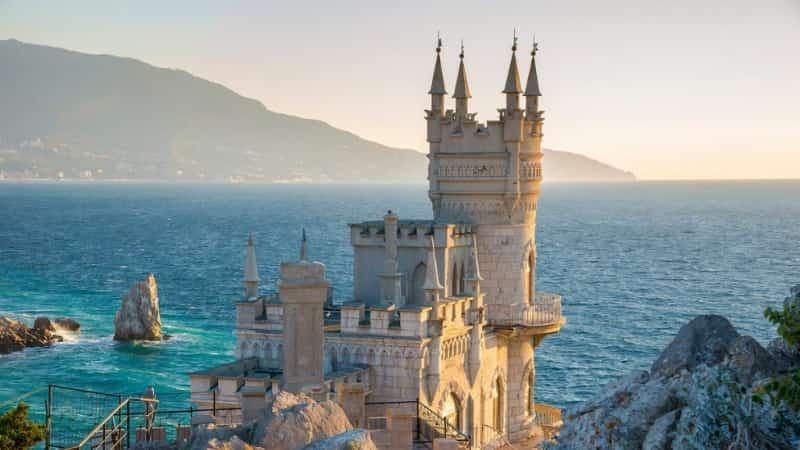 Интересные места в Крыму