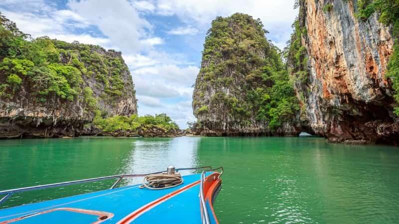 Остров Пхукет в Тайланде фото