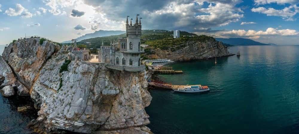 Как добраться в Крым в 2020 году