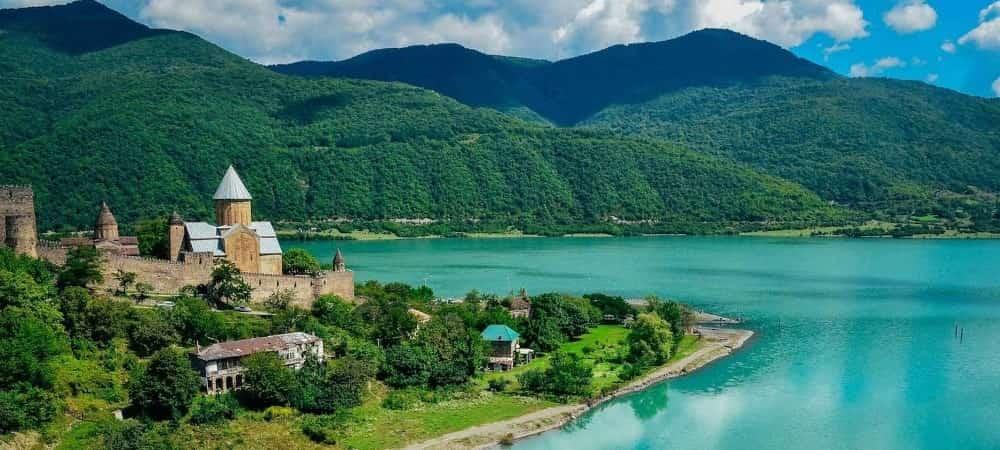 Грузия в 2020 открыта для туристов