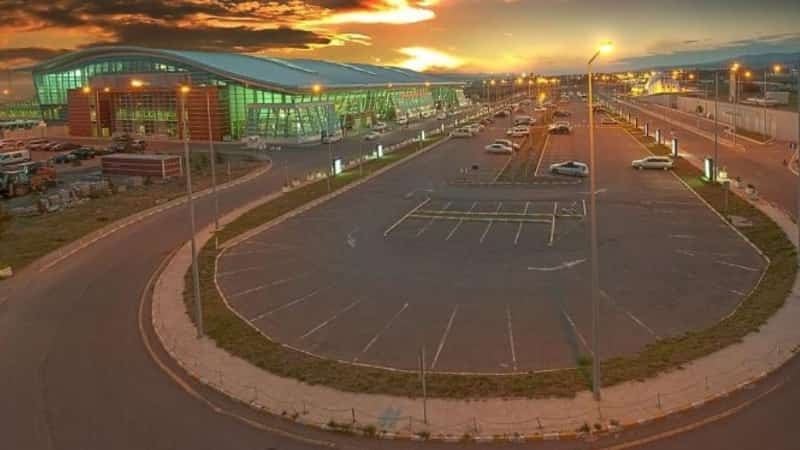 Аэропорт Шота Руставели Тбилиси