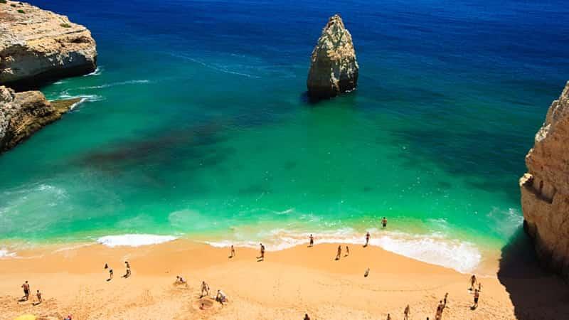 Португалия фото пляжей