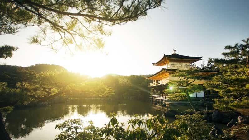 Пейзажи Японии
