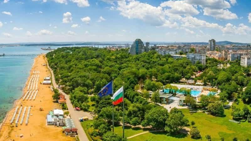 Бургас Болгария фото