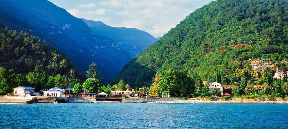 Отдых в Абхазии в 2020 году
