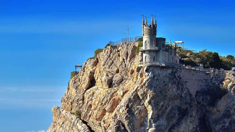 Ласточкино гнездо Крым фото