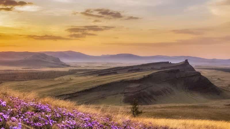 Природа Хакасии