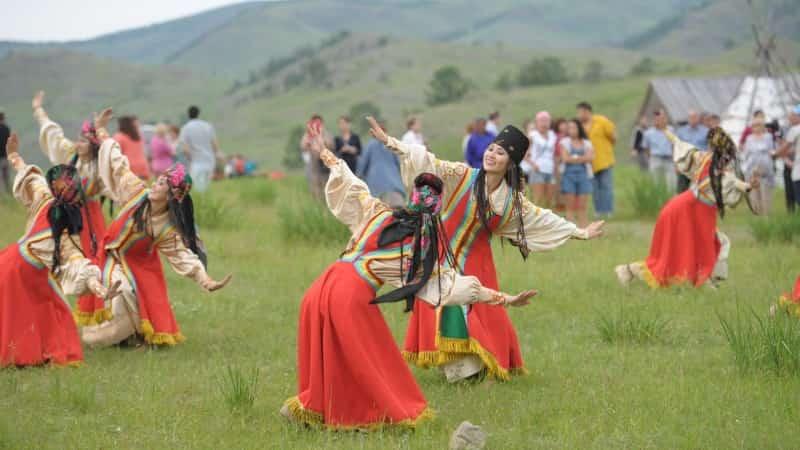 Культура Хакасии
