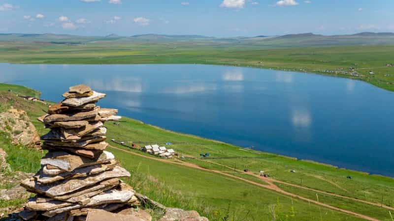 Озеро Тус Хакасия фото