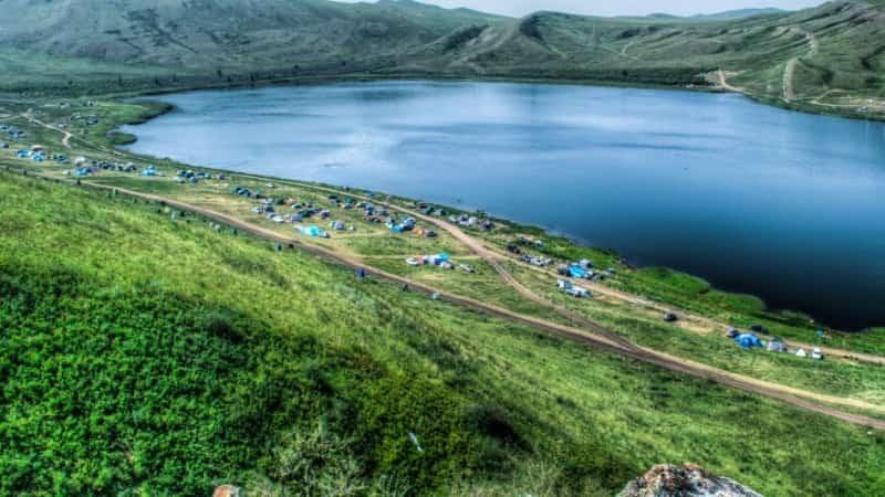 Озеро Шира Хакасия фото