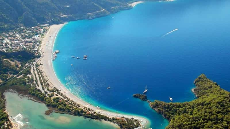 Фетхия Турция фото